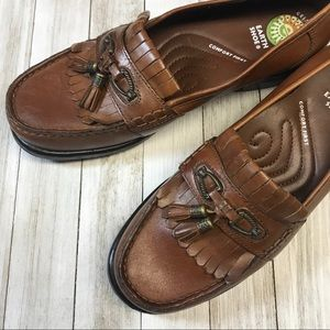 Earth Shoe Loafers 9